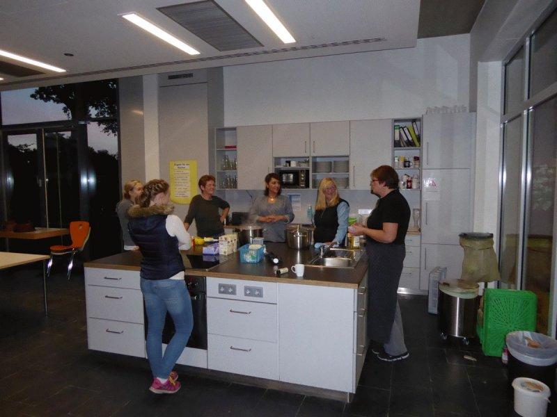 2015 Interkultureller Kochkurs 11