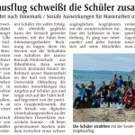 Ibbenbürener Volkszeitung 7.5.2015